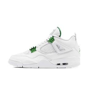 Air Jordan 4 Pine Green AJ4 白绿篮球鞋 CT8527-113(2020.5.14发售)