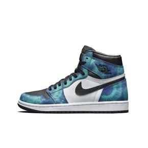 """Air Jordan 1 High OG WMNS """"Tie-Dye"""" AJ1扎染 篮球鞋 CD0461-100(2020.6.11发售)"""