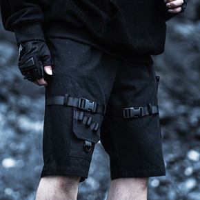 Killwinner 国潮机能战术短裤