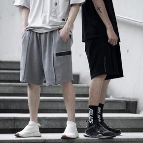 CATSSTAC 压胶短裤