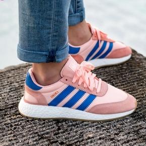 Adidas Iniki boost 粉色 BA9999