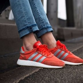 Adidas Iniki boost 橙色 BA9998
