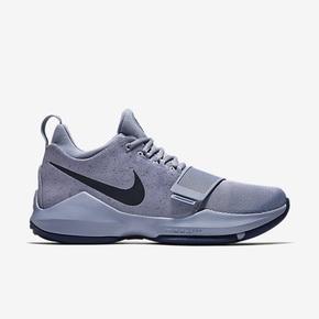 Nike PG1 保罗乔治1 酷灰 冰川灰 878628-044