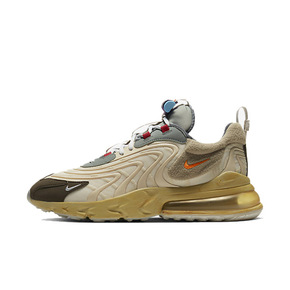 Travis Scott x Nike Air Max 270 React TS联名 CT2864-200(2020.5.29发售)