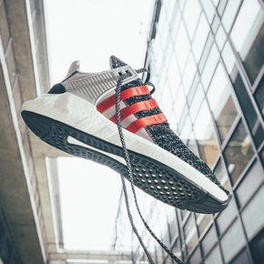 Adidas Consortium Equipment Support Future 黑红 BY2913