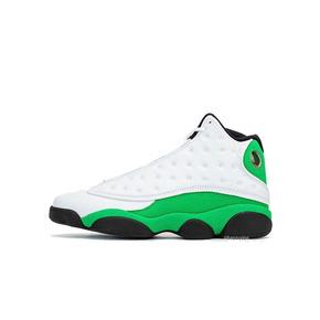 预售!Air Jordan 13 AJ13 白绿 雷阿伦 凯尔特人 414571-113(2020.9.26发售)