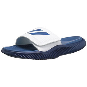 adidas 阿迪达斯 Alphabounce BB男子拖鞋