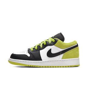 """Air Jordan 1 """"Cyber Green"""" AJ1 GS Low 荧光绿 CT1564-003"""