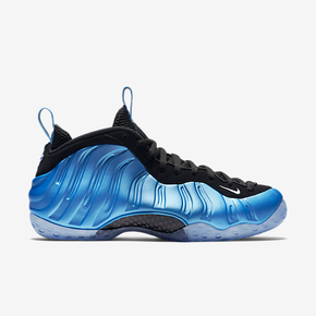"Foamposite One ""University Blue"" 大学蓝配色 314996-402"