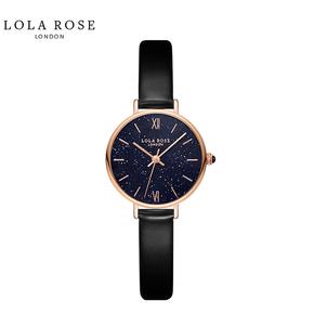 Lola Rose手表女满天星时尚防水石英女士手表正品星空盘LR2148-1