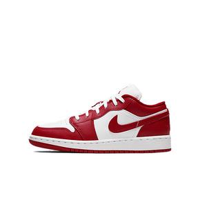Air Jordan 1 Low 白红体育红 芝加哥 篮球鞋 553560-611
