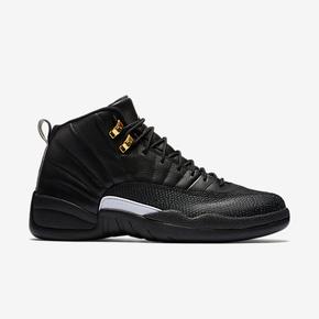 """Air Jordan 12 """"Master"""" 黑金 130690-013"""