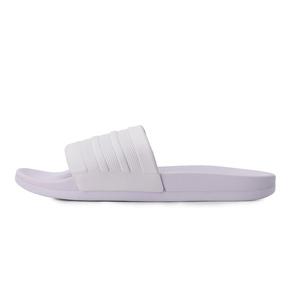 Adidas 防滑运动凉拖鞋 女款 淡紫 EG7645