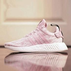Adidas Boost 三叶草 NMD R2 樱花粉 BY9315