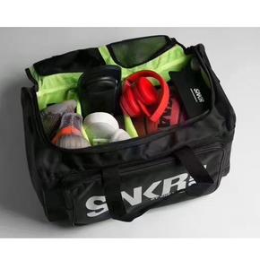 送短袖!SNKR BAG多功能球鞋收纳旅行包篮球包篮球袋潮流运动包健身收纳包