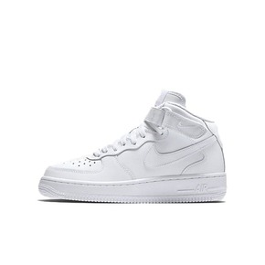 Nike Air Force 1 Mid 纯白 314195-113