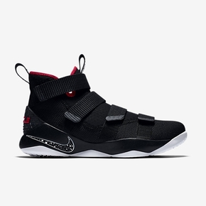 Nike LeBron Soldier XI 战士11 黑红 897645-002
