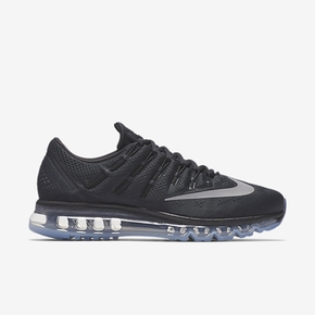 799元秒杀!Nike Air Max 2016 气垫跑鞋 黑色