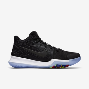 Nike Kyrie 欧文3 黑冰 852396-009