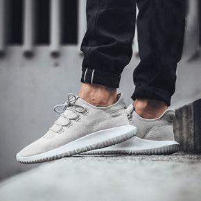 Adidas 三叶草 Tubular Shadow 小椰子休闲跑步鞋