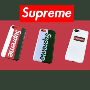 【定制】Supreme夜光软壳全包手机壳 for iPhone6/7/s/P