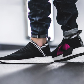 Adidas NMD CS2 PK BOOST 黑紫 BA7188