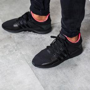 Adidas EQT SUPPORT ADV限量 黑粉 BB1300