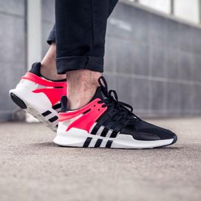 Adidas EQT Support ADV 简版 黑粉