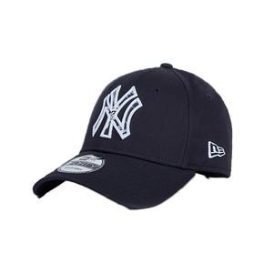 NEWERA 帽子韓版潮夏季遮陽帽青少年男女情侶款棒球帽 12381222