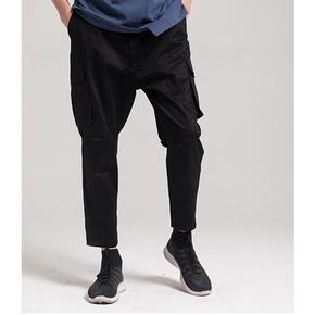 ENSHADOWER隐蔽者×三国杀限定联名系列刺绣口袋九分裤