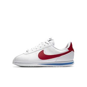 Nike Cortez Basic Sl GS 阿甘白红 904764-103
