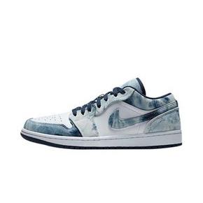 Air Jordan 1 Low AJ1 水洗丹宁 低帮篮球鞋 CZ8455-100