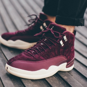 Air Jordan 12 Bordeaux AJ12 波尔多 酒红 130690-617