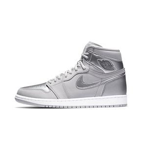 Air Jordan 1 AJ1 High OG日本限定白银复刻篮球鞋 DC1788-029