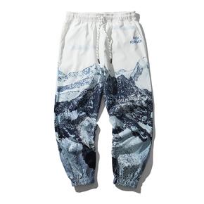 JOESPIRIT suck系 embrace nature 男士户外休闲运动裤 CK607