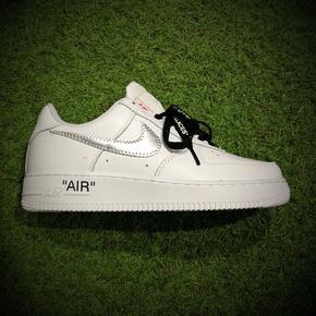 预售!Nike x off white Air Force 1 Low