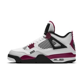 """预售!Nike Air Jordan 4 """"PSG"""" 大巴黎 白紫 CZ5624-100(2020.10.10发售)"""