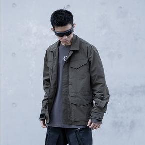 CATSSTAC 20FW PT1 战术防水六口袋夹克