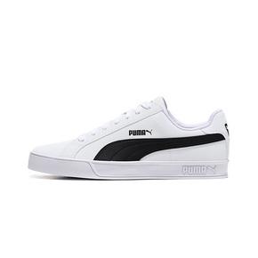 Puma SMASH VULC 彪马情侣款黑白休闲板鞋刘雯同款 359622-05