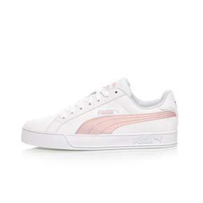 PUMA/彪马 SMASHVULC休闲板鞋樱花粉白粉 359622-15