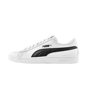 PUMA SMASH V2 彪马男女经典低帮休闲小白鞋情侣运动板鞋 365215-01