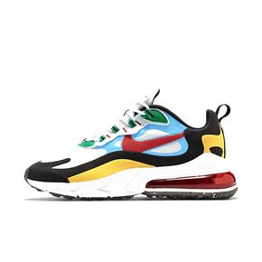 Nike AIR MAX 270彩色拼接气垫缓震跑步鞋 DA2610-161