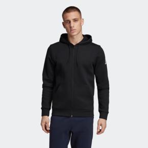 Adidas阿迪达斯外套男2020秋季款连帽茄克跑步夹克休闲开衫 EB5272