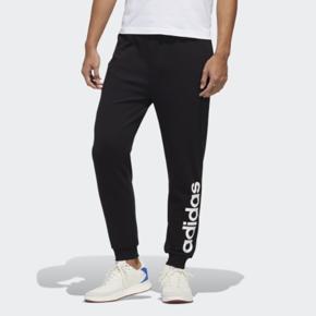 adidas阿迪达斯裤子男2020夏季新款小脚休闲运动裤跑步长裤FP7444