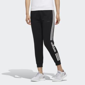 阿迪达斯跑步长裤女裤2020秋季新款休闲运动裤透气训练裤子FP7454