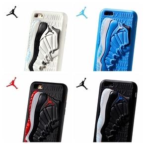 Air Jordan 11 手机壳  苹果6s/6plus  7/7plus