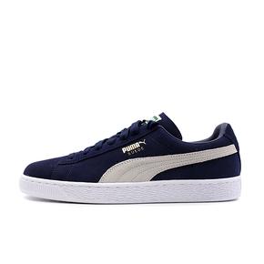Puma Suede Classic + 深蓝休闲板鞋 356568-51