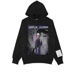 CHARLIE LUCIANO 小丑帽衫 黑