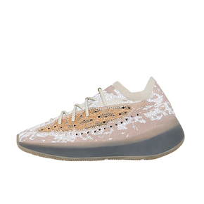 Adidas YEEZY Boost 椰子380 蓝灰 满天星跑鞋 FZ4977