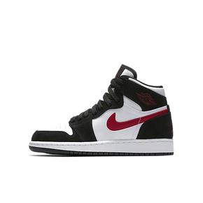 Air Jordan 1 AJ1 GS黑白红熊猫配色705300-020